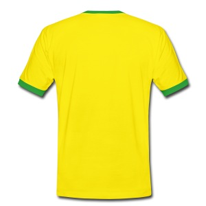 High Visibility Vest - Men's Ringer Shirt