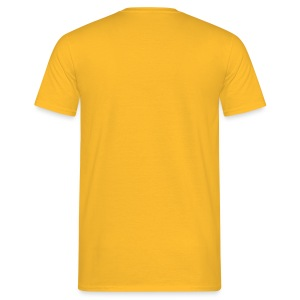 High Visibility Vest - Men's T-Shirt