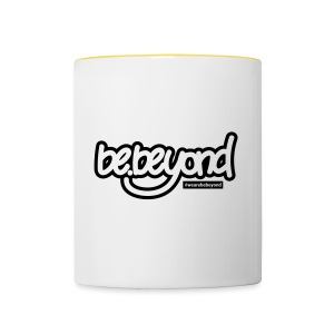 Be.Beyond Shopping Bag - Tasse zweifarbig