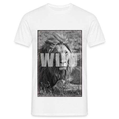 pull wild - T-shirt Homme