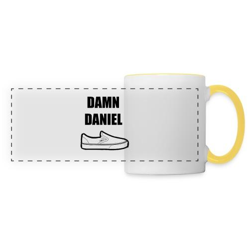 Damn Daniel White - Panoramic Mug
