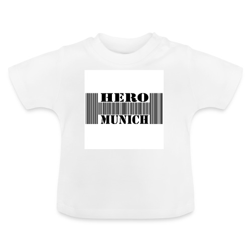 Barcode Body Kurzarm Baby - Baby T-Shirt