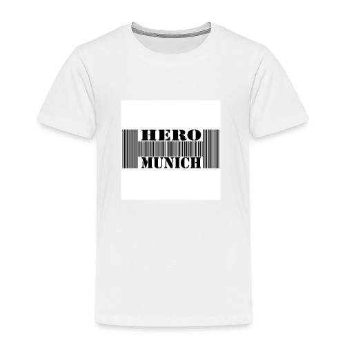 Barcode Body Kurzarm Baby - Kinder Premium T-Shirt