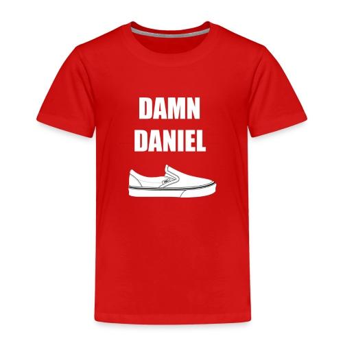 Damn Daniel Red - Kids' Premium T-Shirt
