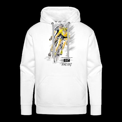 BIKE RACING - Männer Premium Hoodie