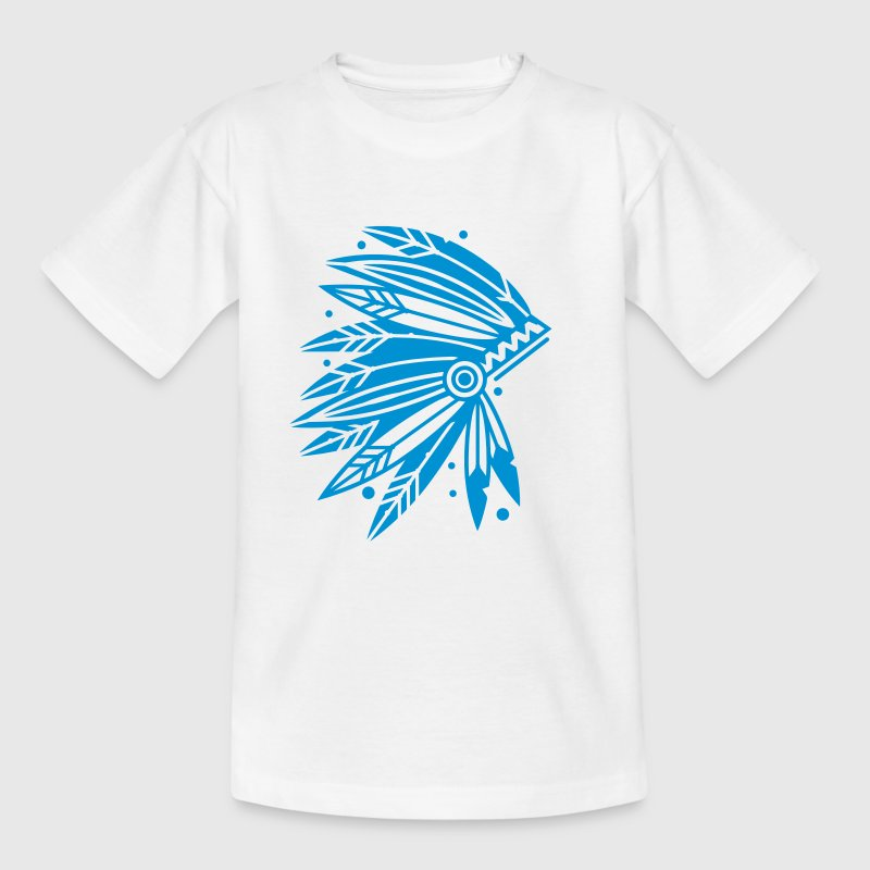 Chieftain's Headdress Shirts - Kids' T-Shirt