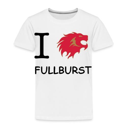 love fullburst - T-shirt Premium Enfant