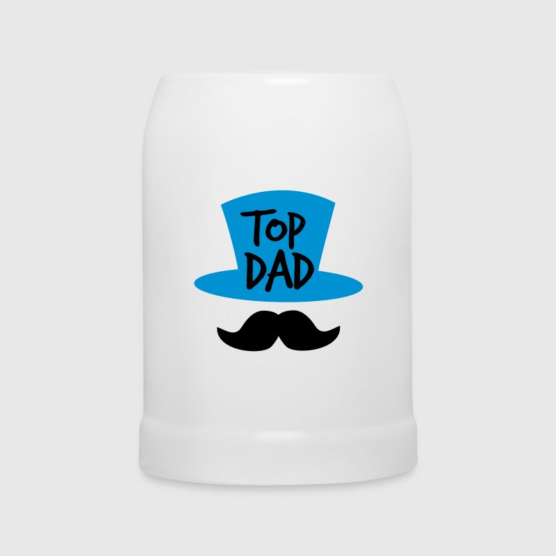 Top Dad - Beer Mug