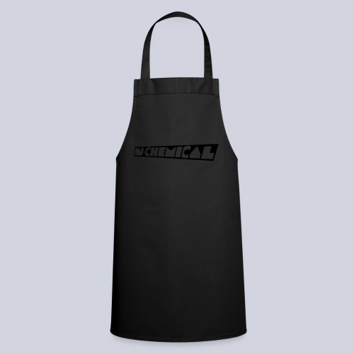 DJ Chemical Frauen T-Shirt Schwarz - Kochschürze