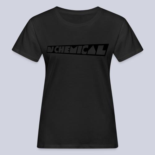 DJ Chemical Frauen T-Shirt Schwarz - Frauen Bio-T-Shirt
