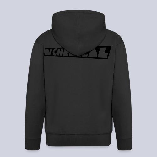 DJ Chemical Frauen T-Shirt Schwarz - Männer Premium Kapuzenjacke