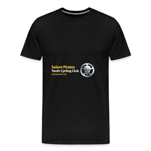 SPYCC Corp Hoodie - Men's Premium T-Shirt