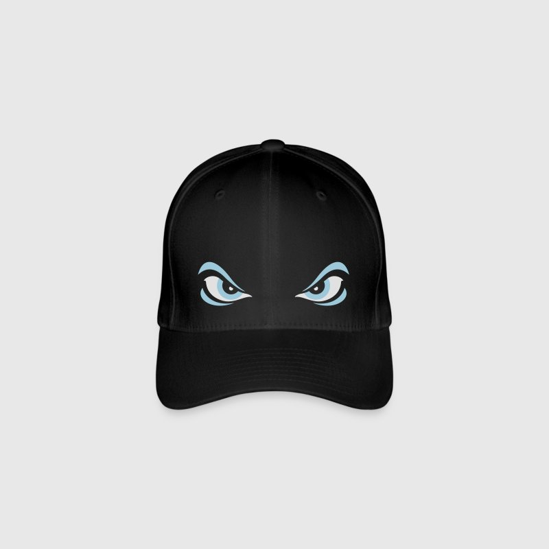 Evil Eyes Caps & Hats - Flexfit Baseball Cap