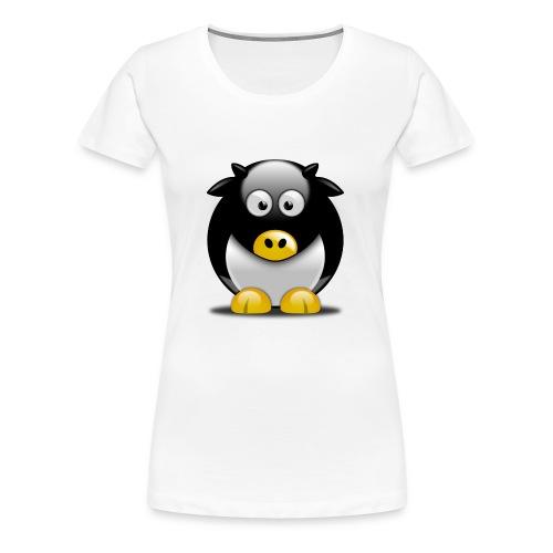 Mascotte MayLUG - T-shirt Premium Femme