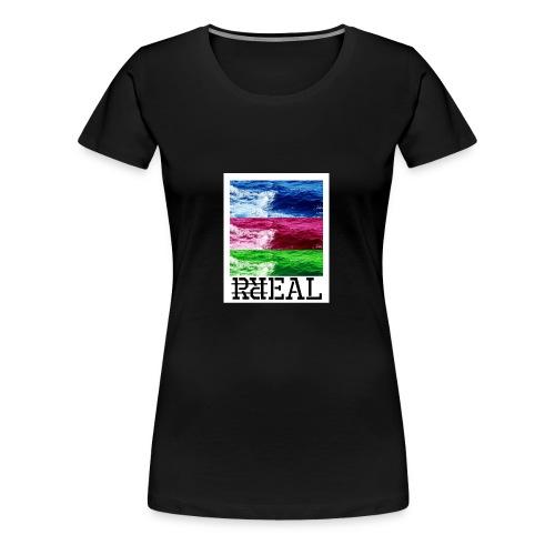RR Real T-Shirt - Frauen Premium T-Shirt