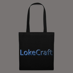 LokeCraft Skulder Veske/bag  - Stoffveske