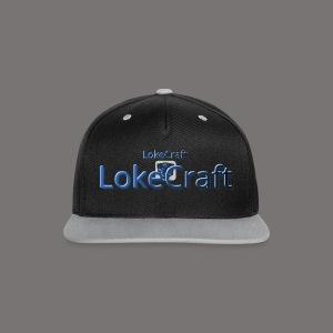 LokeCraft Skulder Veske/bag  - Snapback-caps med kontrast