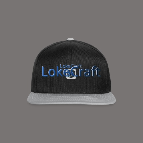 LokeCraft Skulder Veske/bag  - Snapback-caps