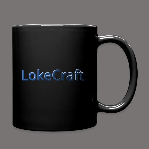 LokeCraft Skulder Veske/bag  - Ensfarget kopp