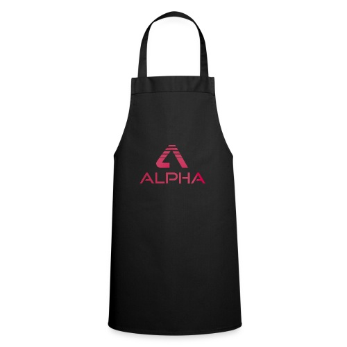 Alpha Hoodie Bicolor_Pink - Kochschürze