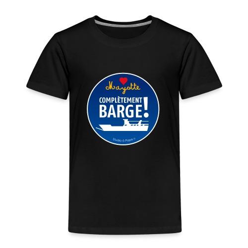 Mayotte Complètement barge - T-shirt Premium Enfant