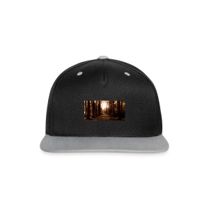 March 2016 - 2 - Contrast Snapback Cap