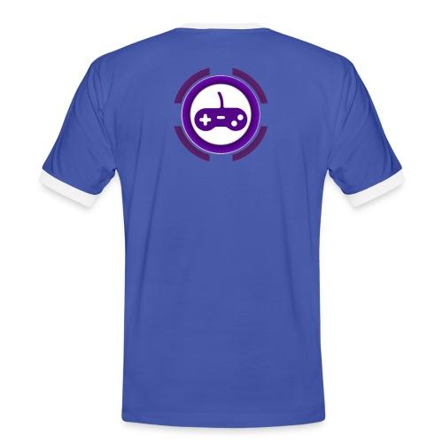TARDIS Hoodie - Men's Ringer Shirt