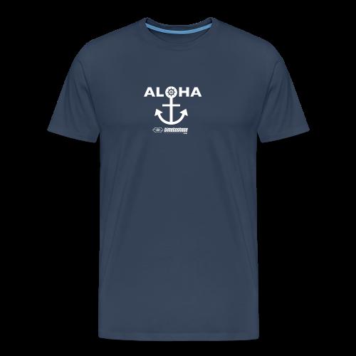 TankTop Al()ha - Männer Premium T-Shirt