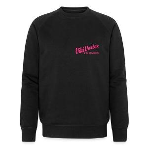 Black Zippy New Logo - Men's Organic Sweatshirt by Stanley & Stella