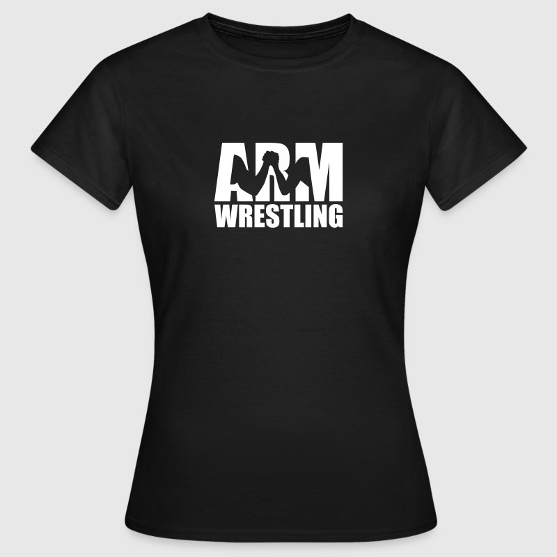Arm Wrestling T-Shirts - Frauen T-Shirt