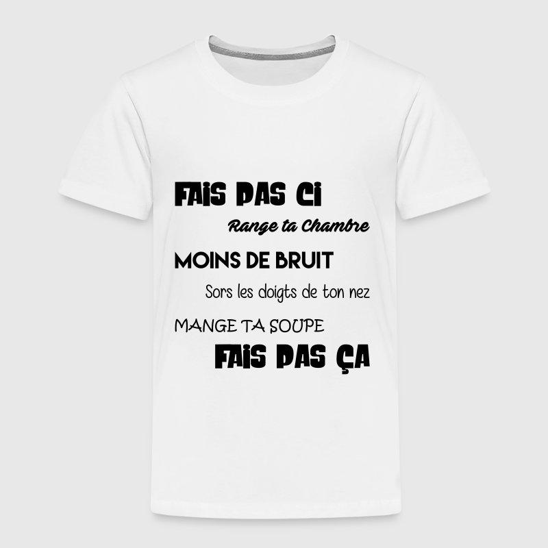 blague t shirt
