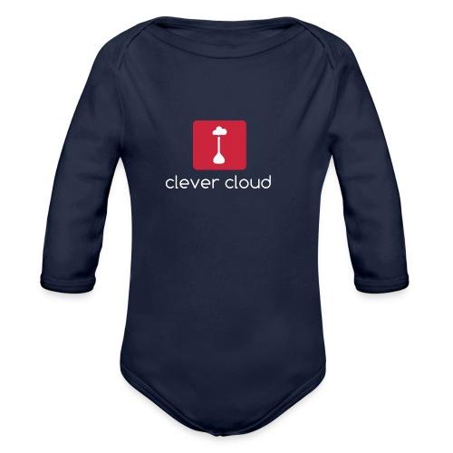 Classic CC Tee shirt Kids - Organic Longsleeve Baby Bodysuit