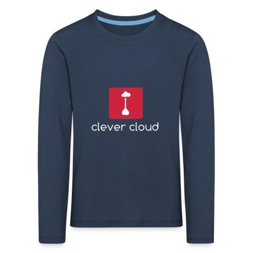 Classic CC Tee shirt Kids - Kids' Premium Longsleeve Shirt