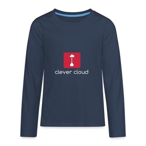 Classic CC Tee shirt Kids - Teenagers' Premium Longsleeve Shirt