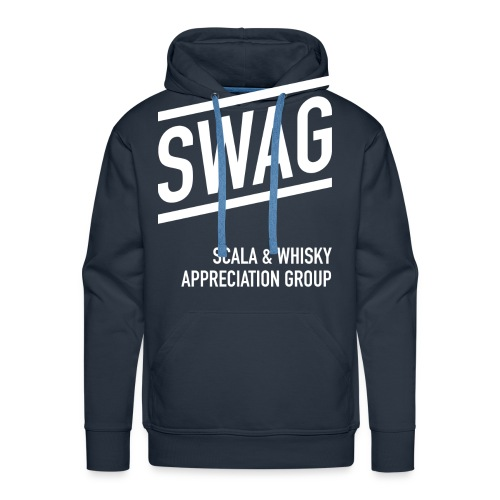 Scala And Whisky App. Group - Men's Premium Hoodie