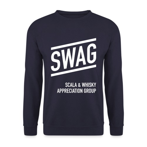 Scala And Whisky App. Group - Men's Sweatshirt