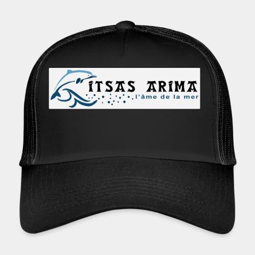 Logo Itsas Arima - Trucker Cap
