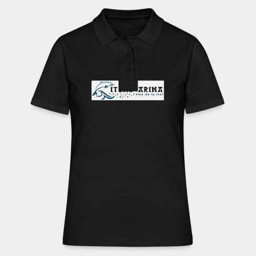 Logo Itsas Arima - Women's Polo Shirt