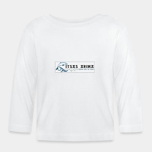 Logo Itsas Arima - T-shirt manches longues Bébé