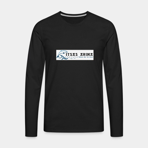 Logo Itsas Arima - T-shirt manches longues Premium Homme
