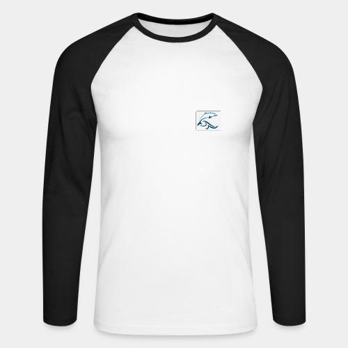 Logo Itsas Arima - T-shirt baseball manches longues Homme