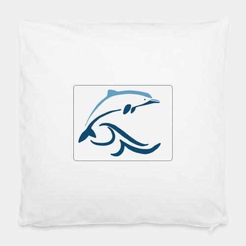 Logo Itsas Arima - Housse de coussin 40 x 40 cm