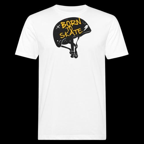 Born to skate - T-shirt bio Homme
