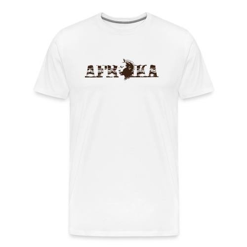 AFRIKA - T-shirt Premium Homme