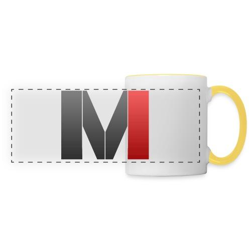 M - Travel Mug - Panoramic Mug