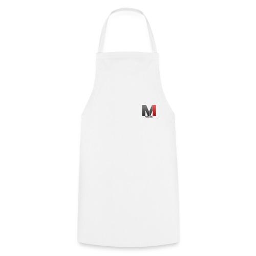 MrGank - Basball Long SLeeve Tshirt - Cooking Apron