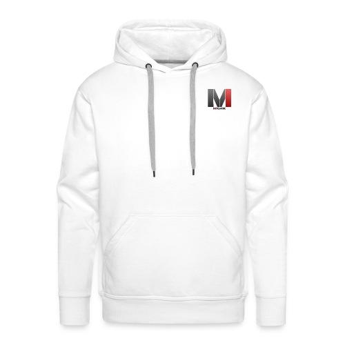 MrGank - Basball Long SLeeve Tshirt - Men's Premium Hoodie