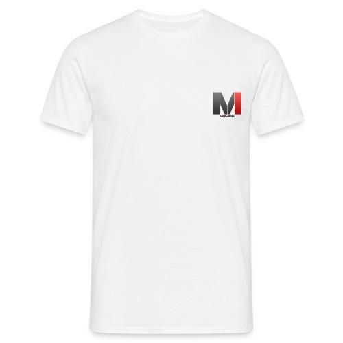 MrGank - Basball Long SLeeve Tshirt - Men's T-Shirt