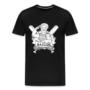 T-shirt Homme Sailor - T-shirt Premium Homme