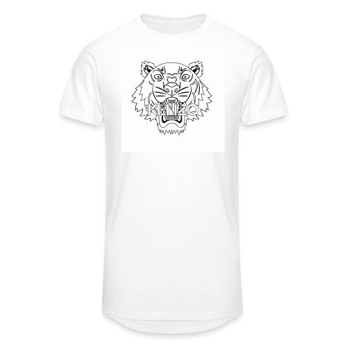 kenzo shirt - Mannen Urban longshirt